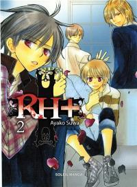 RH+. Volume 2