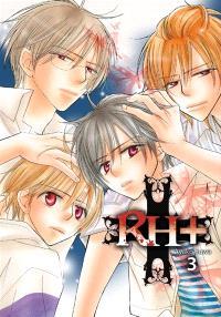RH+. Volume 3