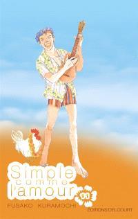 Simple comme l'amour. Volume 11