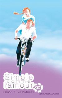 Simple comme l'amour. Volume 12