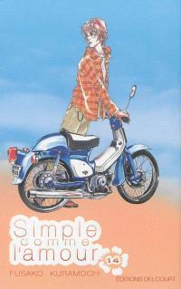 Simple comme l'amour. Volume 14