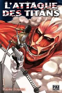 L'attaque des titans. Volume 1