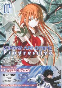 Sword art online : progressive. Volume 4