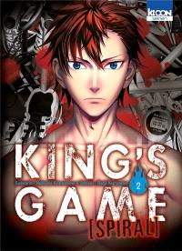 King's game spiral. Volume 2