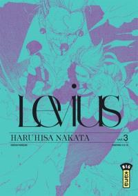 Levius. Volume 3