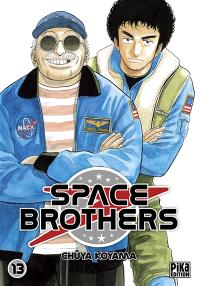 Space brothers. Volume 13
