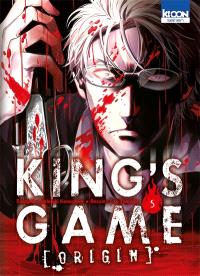 King's game origin. Volume 5