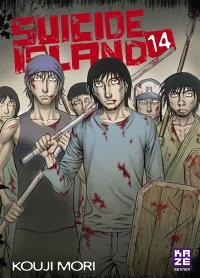 Suicide island. Volume 14