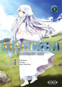 Magdala : alchemist path. Volume 4