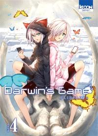 Darwin's game. Volume 4