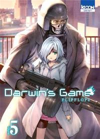 Darwin's game. Volume 5