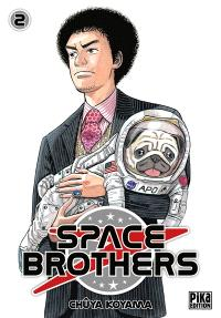 Space brothers. Volume 2