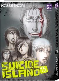 Suicide island. Volume 15