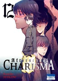 Afterschool charisma. Volume 12