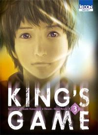 King's game. Volume 3