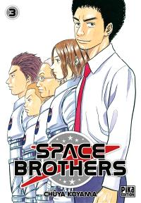 Space brothers. Volume 3