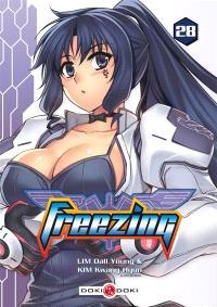 Freezing. Volume 28