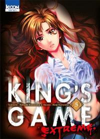 King's game extreme. Volume 5