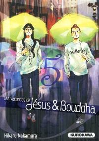 Les vacances de Jésus & Bouddha : saint young men. Volume 5