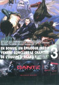 Gantz Osaka. Volume 3