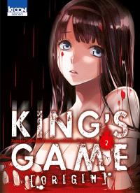 King's game origin. Volume 2