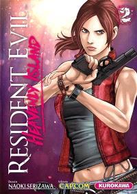 Resident evil : heavenly island. Volume 2