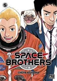 Space brothers. Volume 5