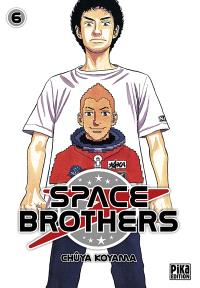 Space brothers. Volume 6