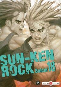 Sun-Ken rock. Volume 18