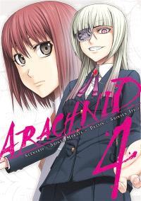 Arachnid. Volume 4
