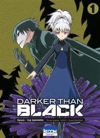 Darker than black. Volume 1