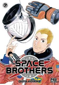 Space brothers. Volume 7