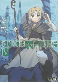 Spice & Wolf. Volume 4