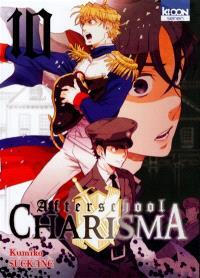 Afterschool charisma. Volume 10