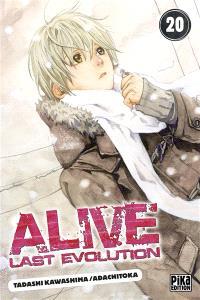 Alive last evolution. Volume 20
