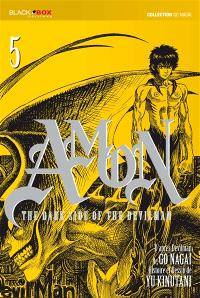 Amon : the dark side of the devilman. Volume 5