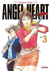 Angel heart : saison 1 : édition double. Volume 3