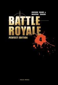Battle royale : perfect edition. Volume 4