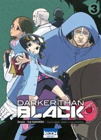 Darker than black. Volume 3