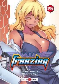 Freezing. Volume 25