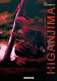 Higanjima : l'île des vampires. Volume 27-28
