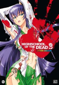 Highschool of the dead : édition couleur. Volume 2