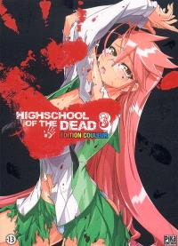 Highschool of the dead : édition couleur. Volume 3