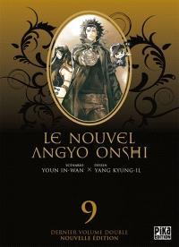 Le nouvel angyo onshi : volume double. Volume 9