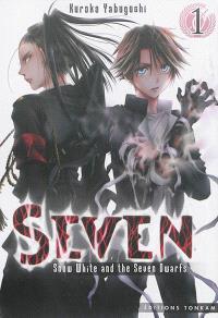 Seven : Snow White and the seven dwarfs. Volume 1