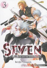 Seven : Snow White and the seven dwarfs. Volume 3