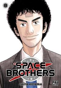 Space brothers. Volume 8