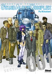 Stand alone complex : ghost in the shell. Volume 1, Section 9