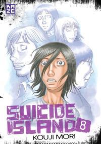Suicide island. Volume 8
