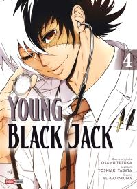 Young Black Jack. Volume 4